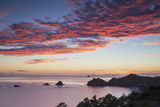 Hahei Beach at Sunrise  Coromandel Peninsula  North Island  New Zealand