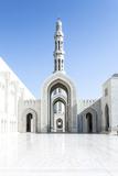 Oman  Muscat Sultan Qaboos Grand Mosque