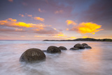 Moeraki Boulders  South Island  New Zealand