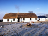 Crabtree Cottage  a Traditional Irish Thatched Cottage