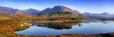 Derryclare Lake in Connemara  County Galway  Ireland