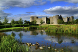 Roscommon Castle in Ireland