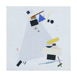 Dynamic Suprematism Giclée par Kasimir Malevich