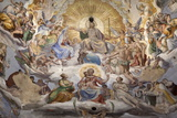 Dome Fresco of the Last Judgement