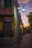 El Caminito at Dusk  La Boca  Buenos Aires  Argentina  South America
