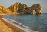 Durdle Door  Lulworth Cove  Jurassic Coastdorset  England