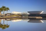 National Congress  UNESCO World Heritage Site  Brasilia  Federal District  Brazil  South America