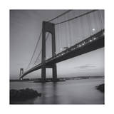 Verrazano Bridge  New York City at Night