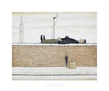 Man Lying On A Wall  1957