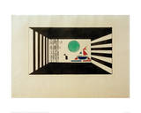 Pictures at an Exhibition Picture II Gnomus, 1930 Giclée par Wassily Kandinsky