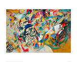 Composition VII, 1913 Giclée par Wassily Kandinsky