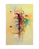 Watercolour No. 326, 1928 Giclée par Wassily Kandinsky