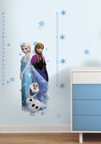Frozen Elsa  Anna and Olaf Peel and Stick Giant Growth Chart