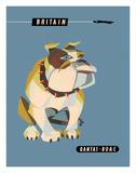 Britain  United Kingdom - English British Bulldog
