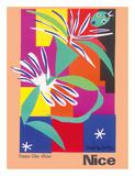Nice, France - Côte d'Azur Giclée par Henri Matisse