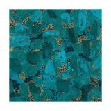 Gilded Stone Turquoise