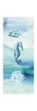 Sea Life VII Reproduction d'art par Lisa Audit
