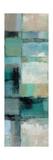 Island Hues Panel I Reproduction d'art par Silvia Vassileva