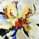 Floral Play Giclée par Sydney Edmunds