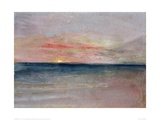 Sunset  1851