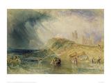 Holy Island  Northumberland  1820