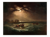 Fishermen at Sea  The Cholmeley Sea Piece  1796