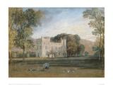 Clontarf Castle  County Dublin  1817