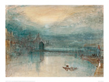 Lucerne by Moonlight  1842