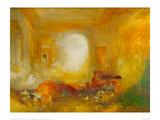 Interior at Petworth  1835