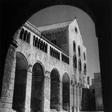 The South Side of the Basilica of San Nicola in Bari