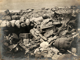 Austrian Trench  During the First World War