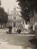 Pictures of War II: the Church of Santa Maria in Araceli Vicenza