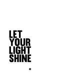 Let Your Lite Shine 1 Reproduction d'art par NaxArt