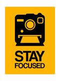 Stay Focused Polaroid Camera 2