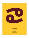 Cancer Zodiac Sign Brown
