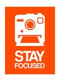 Stay Focused Polaroid Camera 3