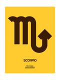 Scorpio Zodiac Sign Brown