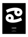 Cancer Zodiac Sign White