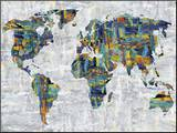 Painted Colour Map