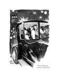 """You're so kind to me  and I'm so tired of it all"" - New Yorker Cartoon"