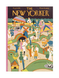 The New Yorker Cover - August 15  1931