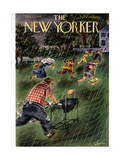 The New Yorker Cover - August 20  1949