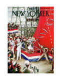 The New Yorker Cover - May 31  1941
