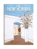 The New Yorker Cover - August 19  1974