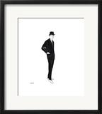 Male Fashion Figure  c 1960