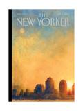 The New Yorker Cover - September 16  2002