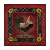 Sunflower Rooster I