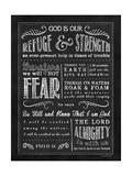 Chalkboard Psalm 46