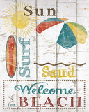 Sun  Surf & Sand