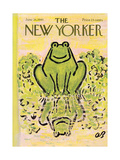 The New Yorker Cover - June 26  1965